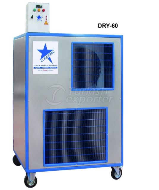 Carpet Dehumidification Machines