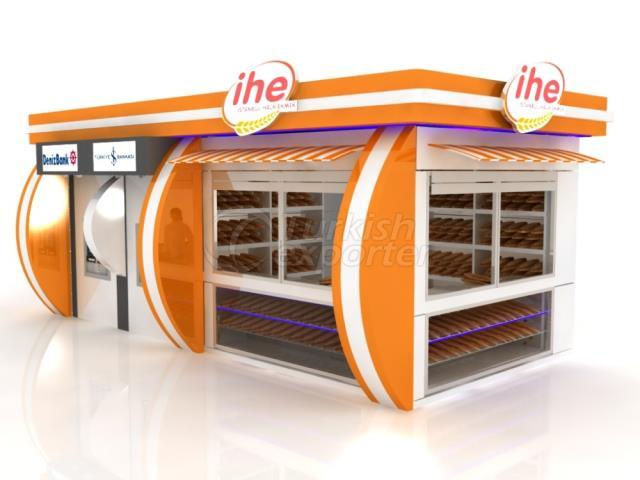 Fresh Kiosk fk101