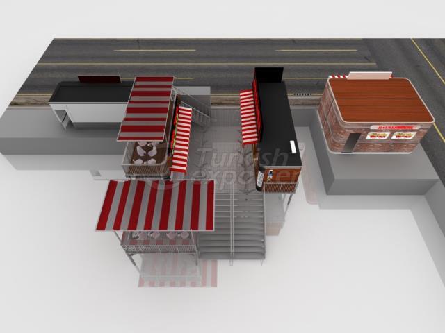 Cafe Concept cc105