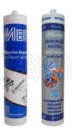 Silicone Mastic
