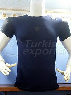 Combed Cotton Fabric - Round Neck