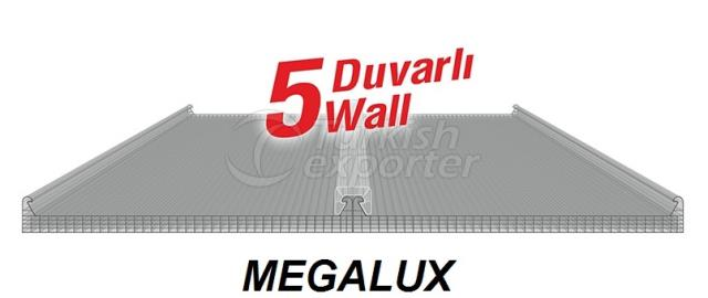 MEGALUX POLYCARBONATE PANEL