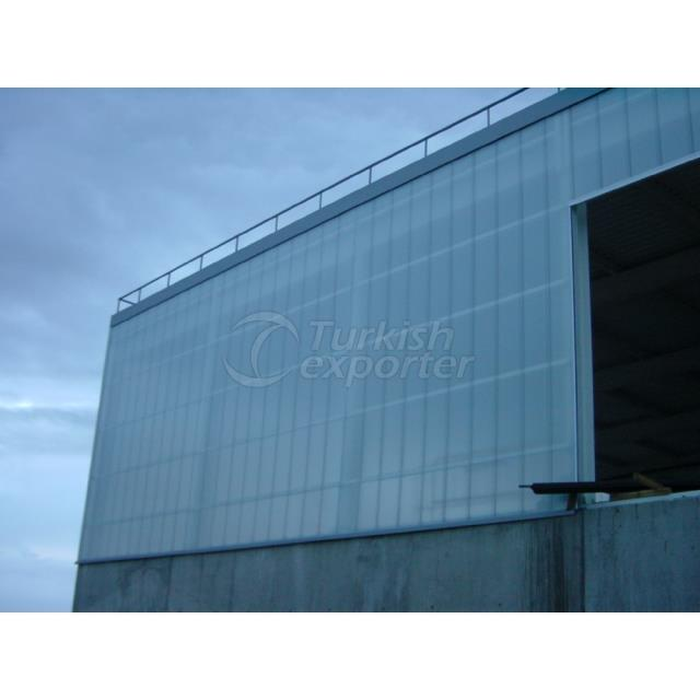 Polycarbonate Wall Panels