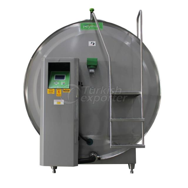 PHS Horizontal Milk Cooling Tank
