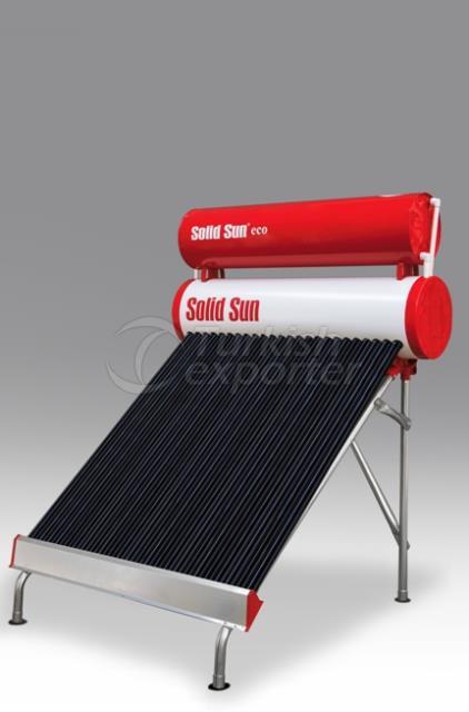 Full Tank Solar Energy 24 Tube
