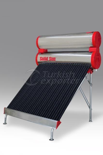 Chrome Full Tank Solar Energy 30 Tube