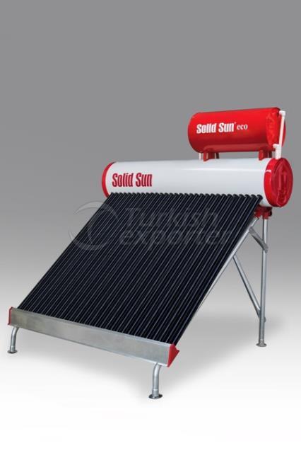 Half Tank Solar Energy 30 Tube