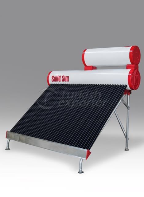 Half Tank Solar Energy 36 Tube