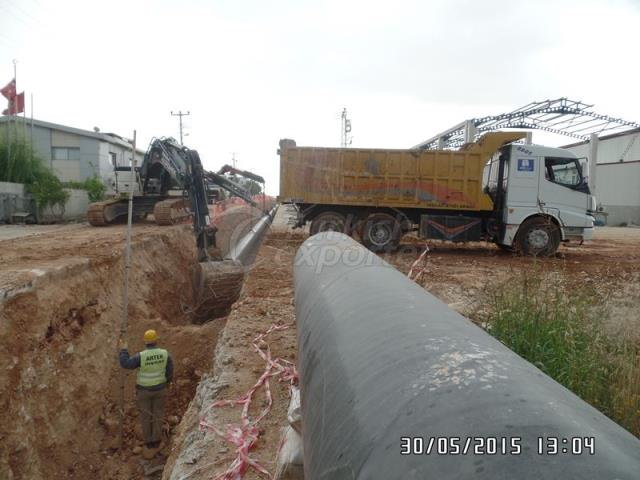 AOSB Infrastructure Works Additional Area