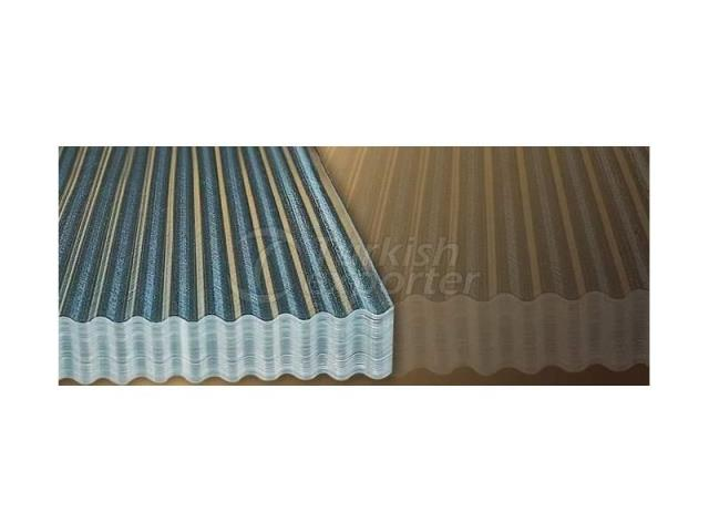 Galvanized Corrugated Plate