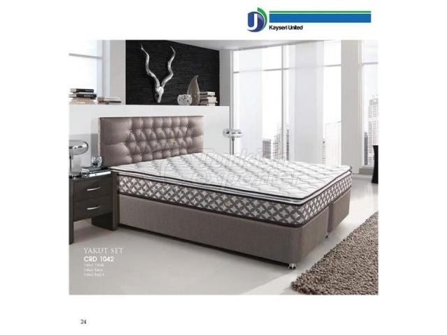 Mattress Yakut Set