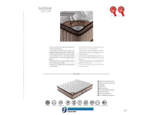 Mattress Safran