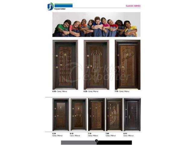 Steel Door Classic