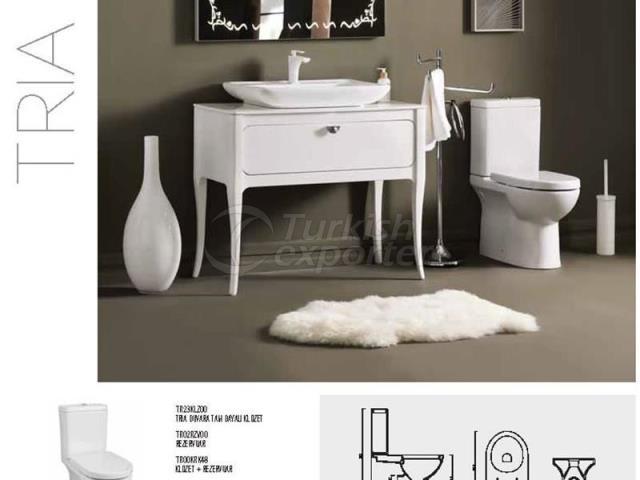 Toilets Tria7
