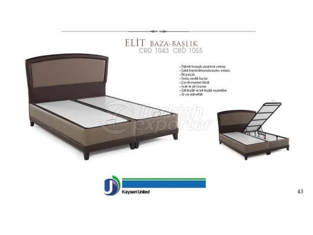 Bed Bases-Headboards Elit