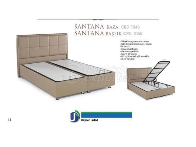 Bed Bases-Headboards Santana