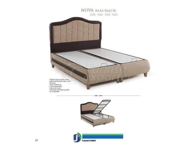 Bed Bases-Headboards Nova