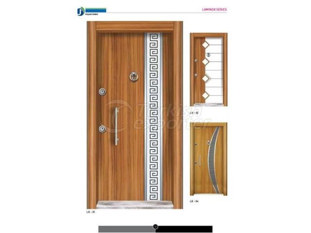 Steel Door Laminox