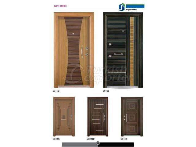 Steel Door Alphi
