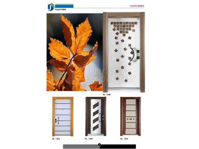 Steel Door Platin