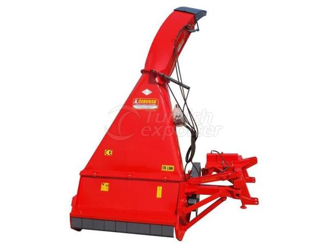 Tilt Corn Silage Machine