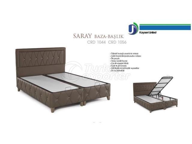 Bed Bases-Headboards Saray