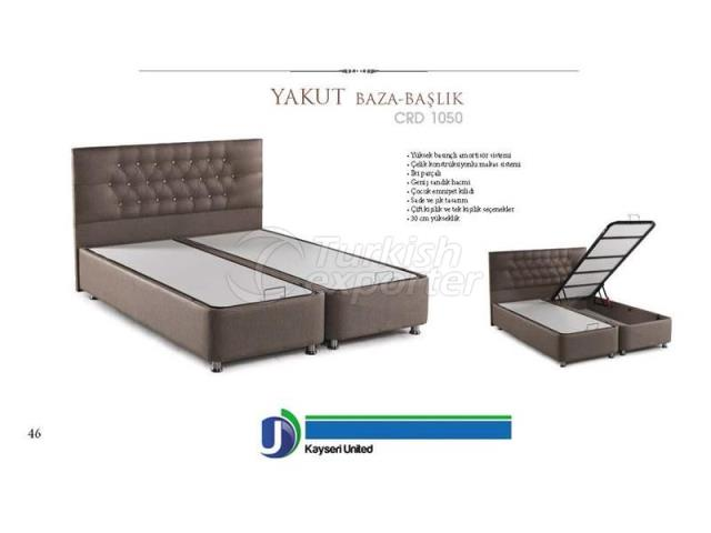 Bed Bases-Headboards Yakut