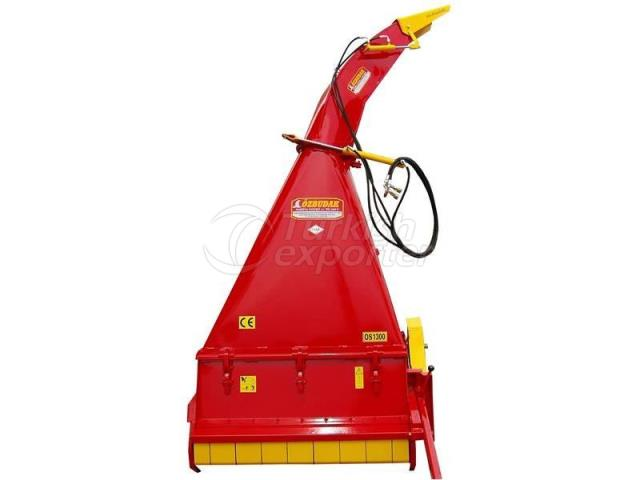 Hydraulic Corn Silage Machine