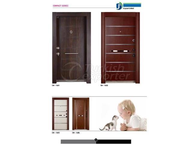 Steel Door Compact