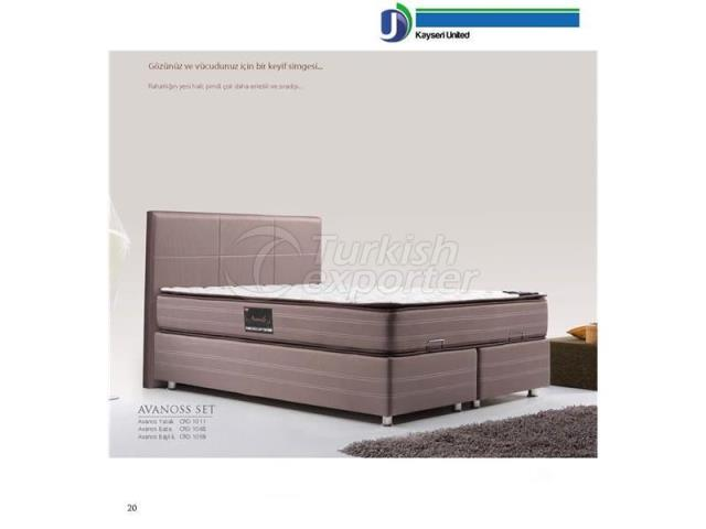 Mattress Avanoss Set