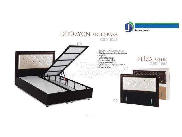 Bed Bases Difuzyon