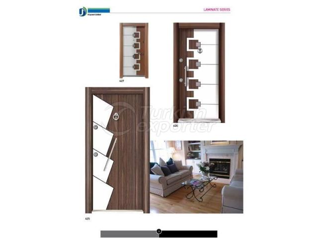 Steel Door Laminate