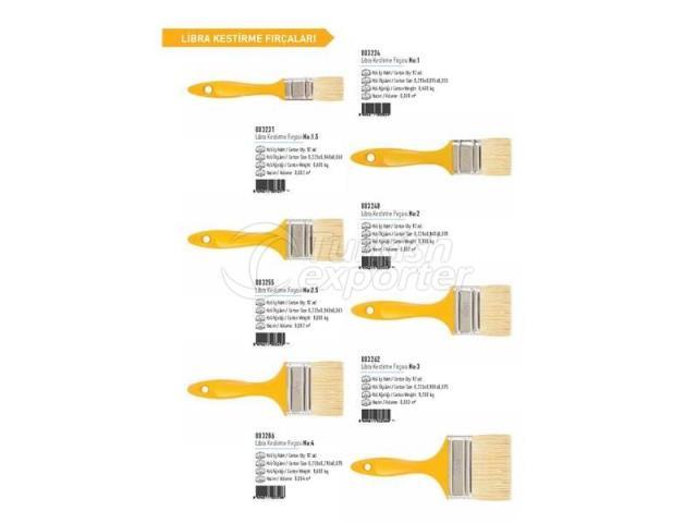 Libra Flat Brush
