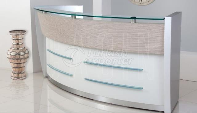 Reception Desk Capital