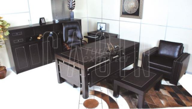 Executive Office Set Leather VIP