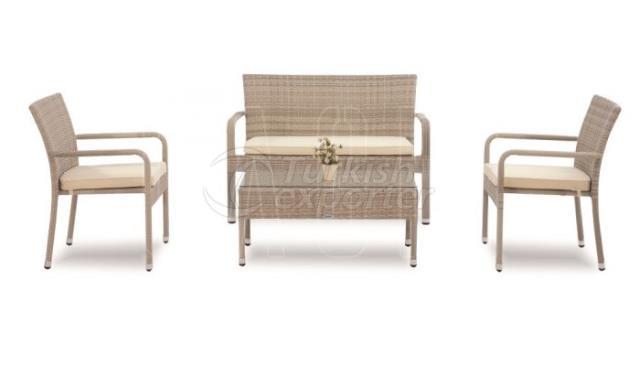 Sofa Set P666