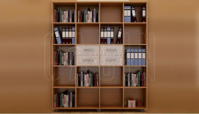 Bookcase Casa