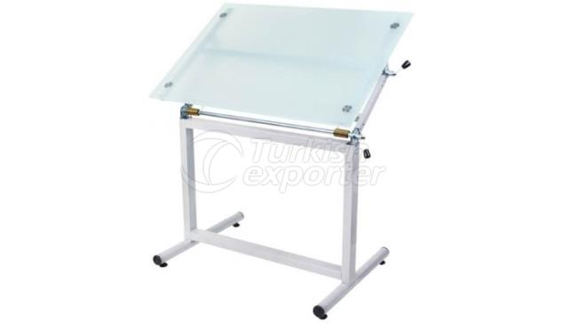 Drawing Table Glass