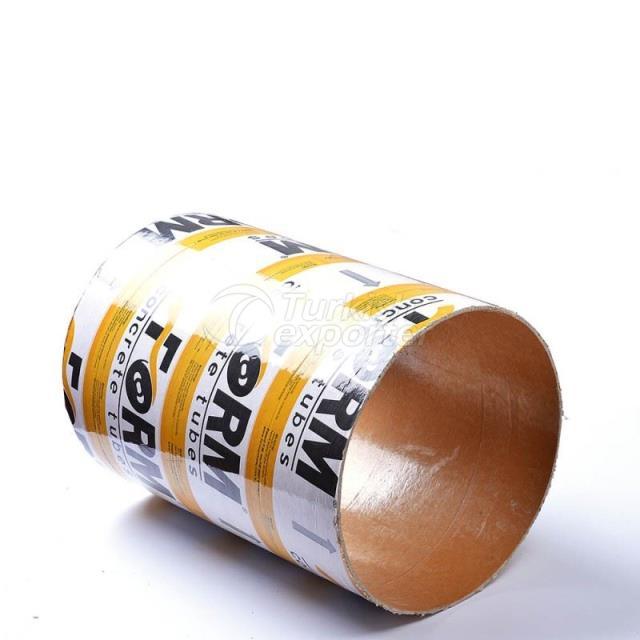 Form Concrete Tubes