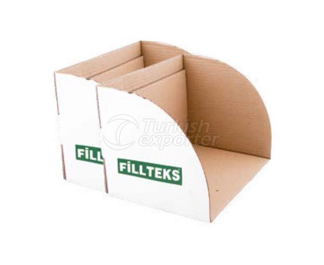 260-14 Cardboard Corner