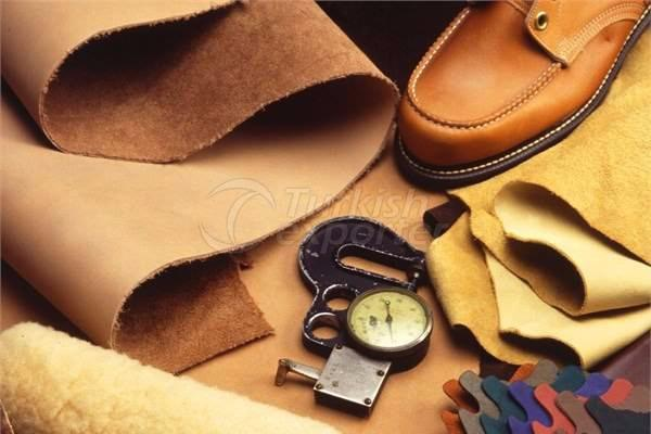 Leather-Leather Products