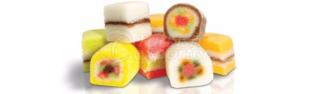 Candies Turkish Delight