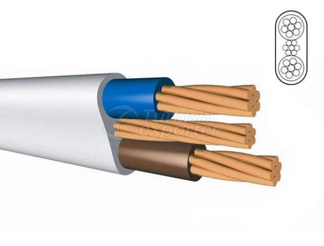 Low Voltage Cables 624-B