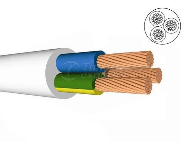 Low Voltage Cables 052XZ1-F