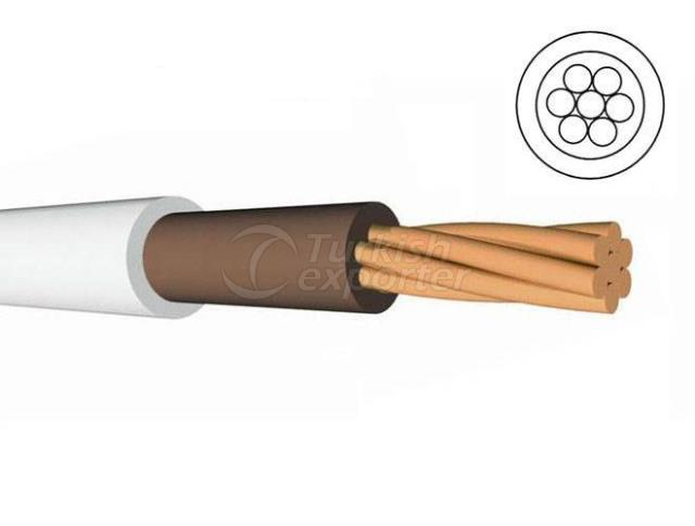 Low Voltage Cables 6181 B