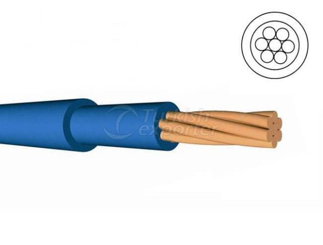 Low Voltage Cables 6181 XY