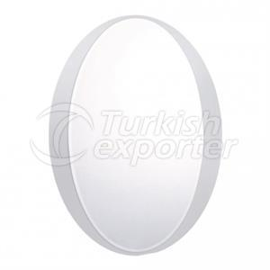 Oval Mirror A.3102