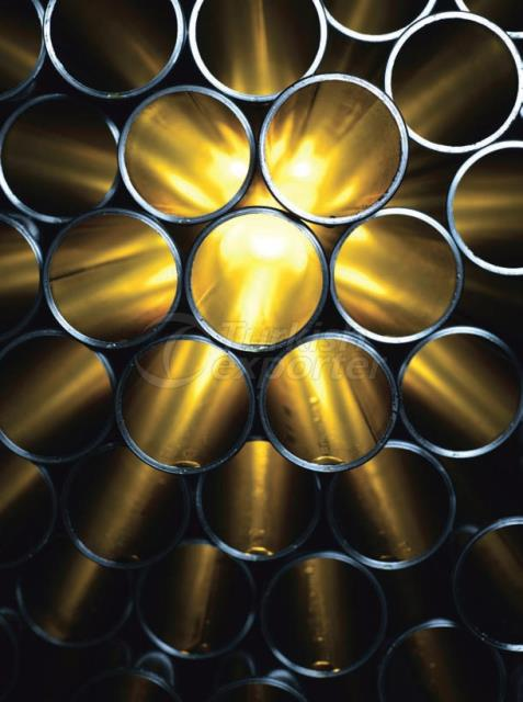 Steel Construction Pipes