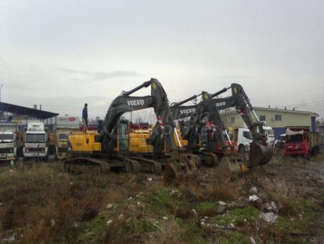 Second Hand Excavator Parts
