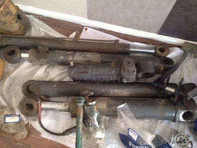 Volvo Second Hand Cylinder